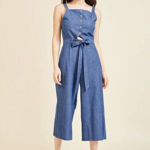 cafe character jumpsuit
